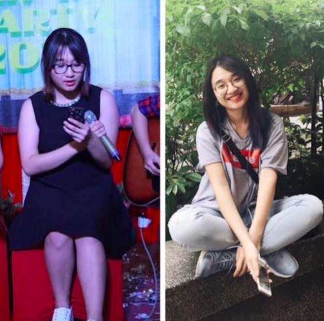 Chia tay bạn trai, cô gái giảm 13kg nhờ tập gym và kiên quyết nói không dù được bao ăn! - ảnh 3