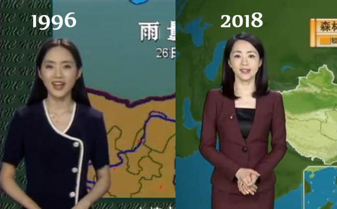 Nữ MC 45 tuổi Trung Quốc trở thành hiện tượng vì quá trẻ đẹp