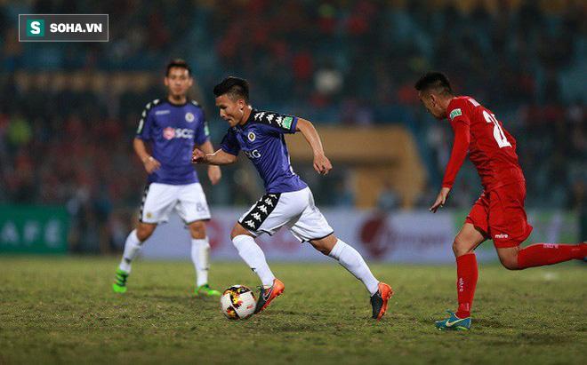 Quang Hải, điểm sáng duy nhất trong các ngôi sao U23 Việt Nam về chơi V.League