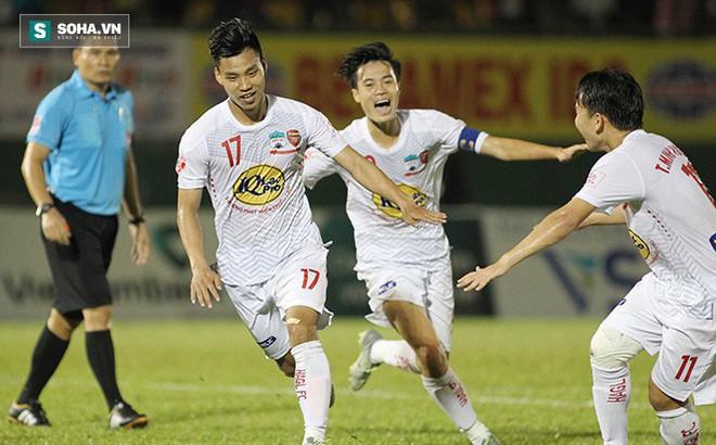 Văn Thanh, Văn Toàn trải lòng về mục tiêu lớn nhất tại V-League 2018