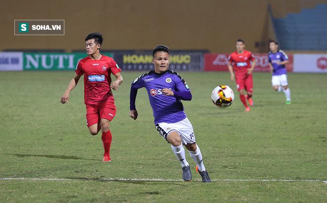 Các CLB đã sử dụng cầu thủ U23 Việt Nam như thế nào ở vòng 1 V-League 2018?