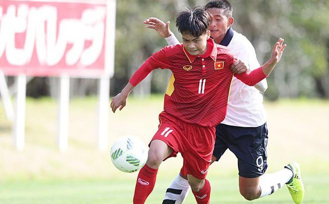 """Dính đòn """"hồi mã thương"""", U16 Việt Nam ngậm ngùi nhìn Indonesia lên ngôi vô địch"""