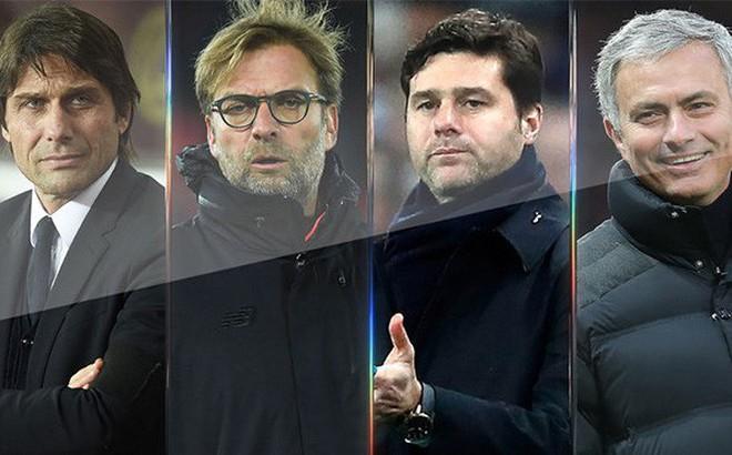 Cuộc đua Top 4 Premier League: M.U vững dạ, Chelsea, Tottenham vẫn bất an