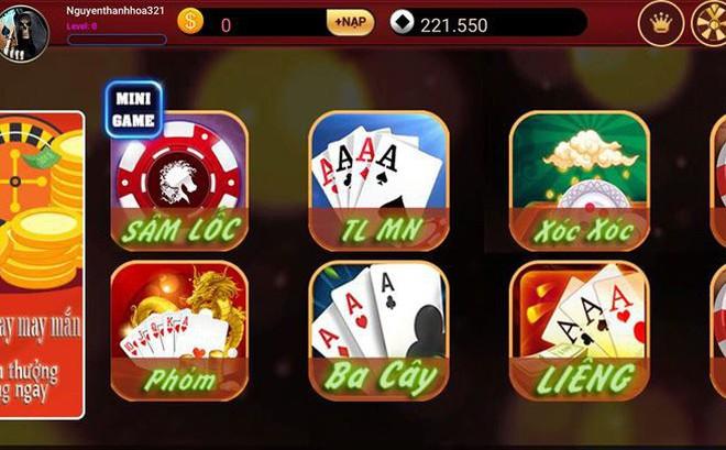 Chiêu thức của tổ chức cờ bạc liên quan ông Nguyễn Thanh Hoá
