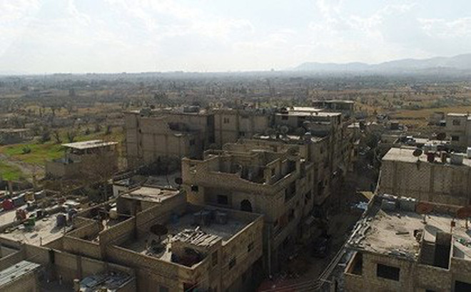 Phát hiện xưởng sản xuất vũ khí hóa học ở Đông Ghouta?