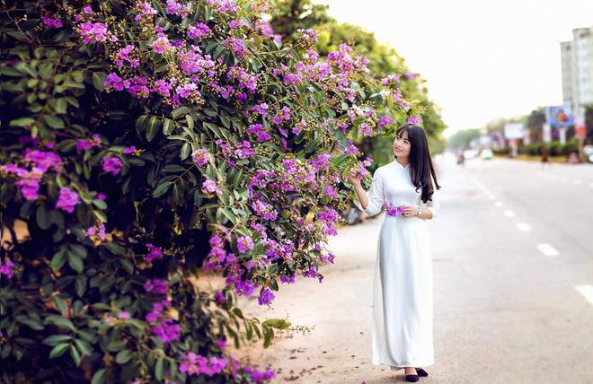 Một bức ảnh áo dài và lời giới thiệu khác biệt, cô gái nhận nhiều cảm tình từ dân mạng - Ảnh 8.