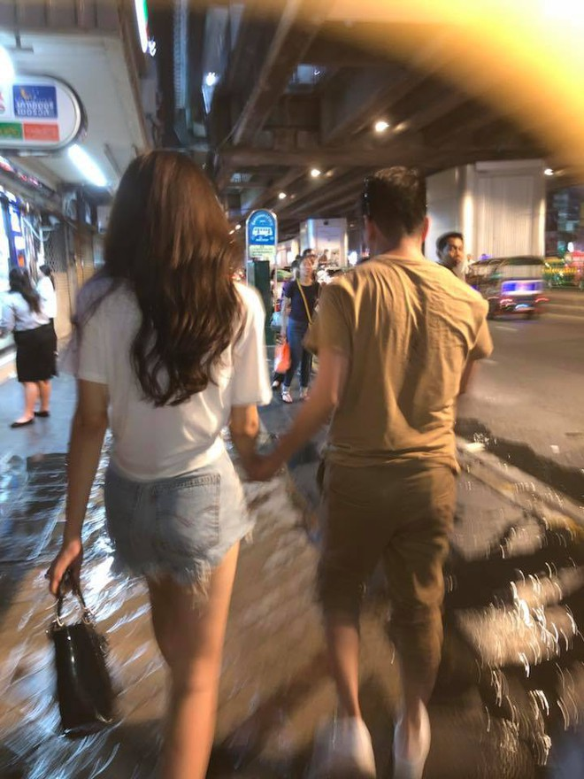 Đàm Vĩnh Hưng sang Thái thăm Hương Giang, chia sẻ cách ứng xử của cô sau khi làm Hoa hậu - Ảnh 1.