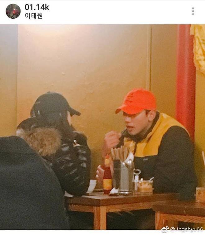 Vợ chồng Bi Rain - Kim Tae Hee rủ nhau dùng bữa tại nhà hàng Việt Nam - Ảnh 4.