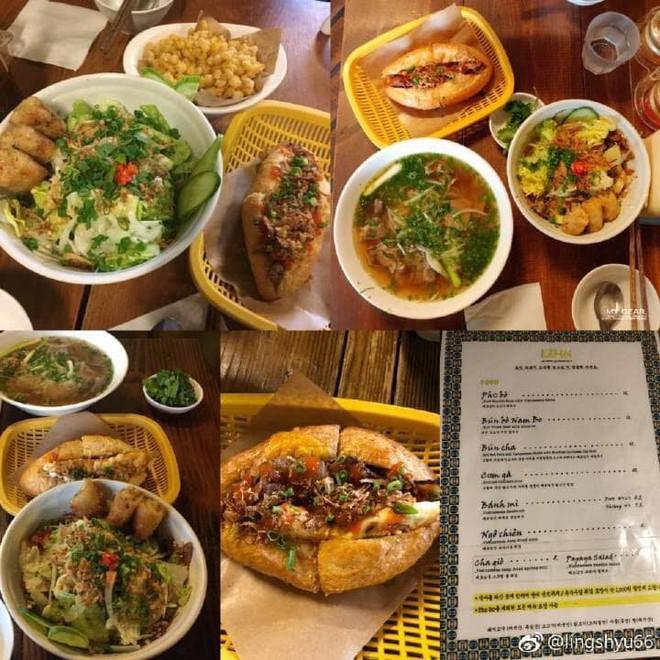 Vợ chồng Bi Rain - Kim Tae Hee rủ nhau dùng bữa tại nhà hàng Việt Nam - Ảnh 3.