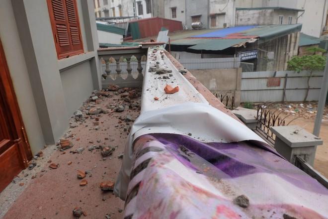 Nhìn gần biệt thự của gia đình ông Nguyễn Thanh Hóa đang bị tháo dỡ tầng trái phép - Ảnh 6.