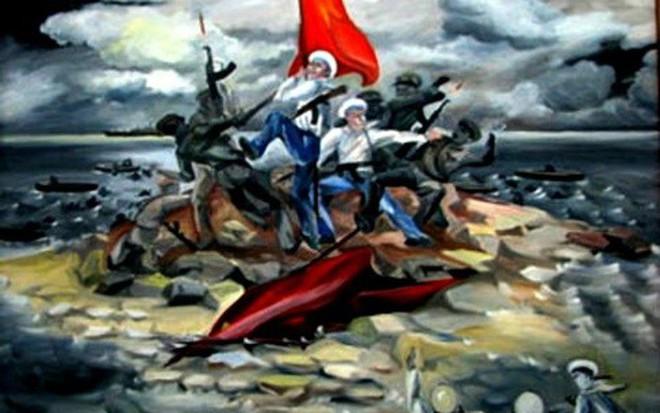Gạc Ma 1988: Trung Quốc rất mạnh, nhưng chúng ta rất dũng cảm và sáng suốt - Ảnh 3.