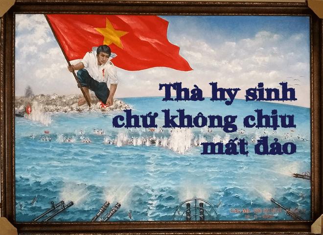 Gạc Ma 1988: Trung Quốc rất mạnh, nhưng chúng ta rất dũng cảm và sáng suốt - Ảnh 2.