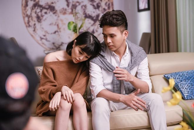 Hồ Quang Hiếu đem chuyện yêu đơn phương vào sản phẩm âm nhạc mới - Ảnh 7.