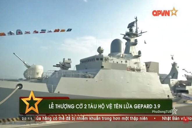 SIPRI: Việt Nam nhận nhiều vũ khí mới trong năm 2017 - ảnh 2