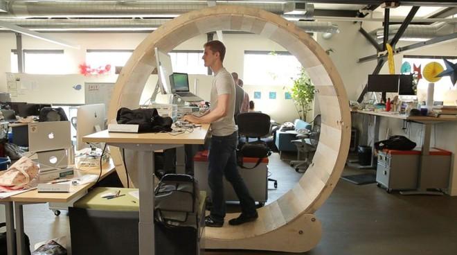 Nổi tiếng chơi trội nhưng ít ai ngờ Google lại để cả thứ này trong văn phòng - Ảnh 3.