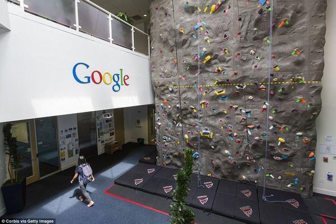 Nổi tiếng chơi trội nhưng ít ai ngờ Google lại để cả thứ này trong văn phòng - Ảnh 7.