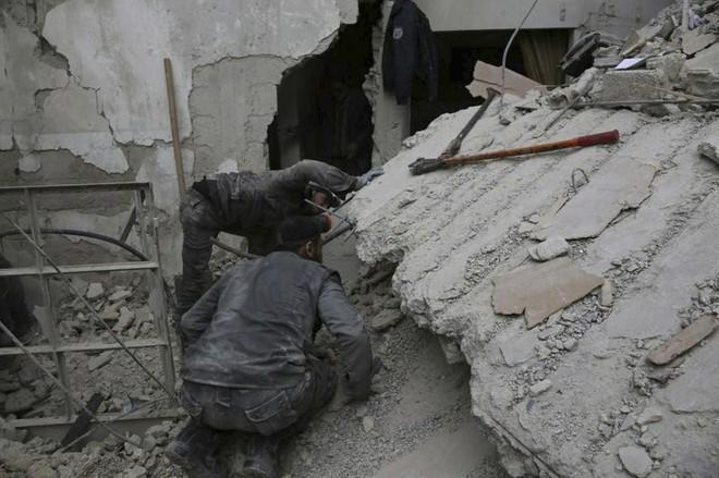 Quân chính phủ sắp giành lại Đông Ghouta, tại sao Mỹ vẫn lấy cớ tấn công Syria? - Ảnh 2.