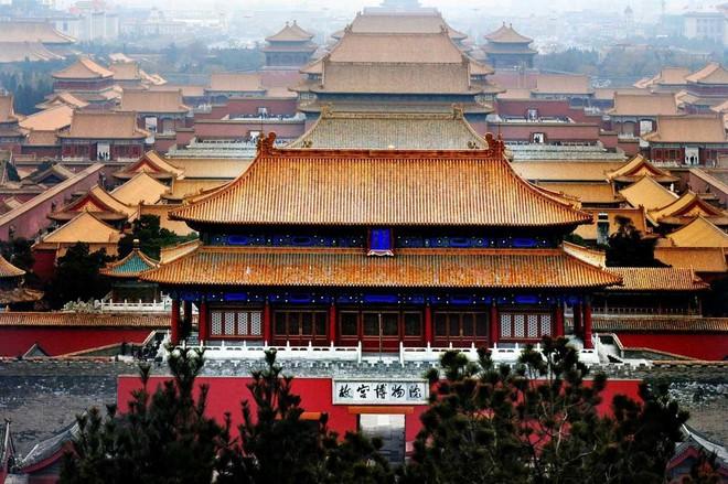 Bắc Kinh - kinh đô của Trung Quốc dưới thời nhà Thanh