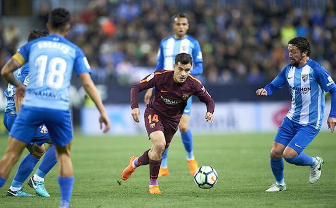 Barca đang từng bước thu lợi từ Coutinho