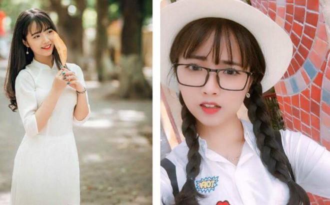 Một bức ảnh áo dài và lời giới thiệu khác biệt, cô gái nhận nhiều cảm tình từ dân mạng