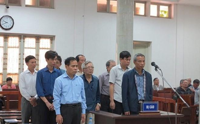 18 lần vỡ đường ống nước Sông Đà, Trưởng ban QLDA nhận án 2 năm tù