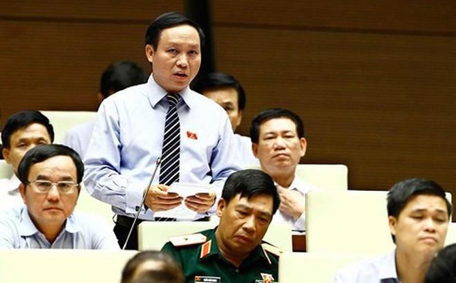 Ông Ngô Đức Mạnh chính thức thôi làm nhiệm vụ Đại biểu Quốc hội