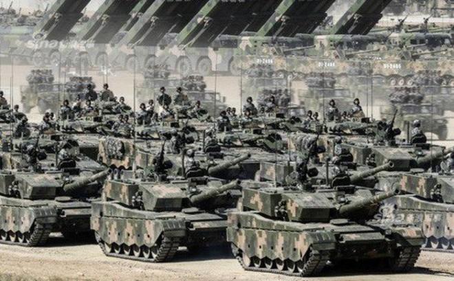 10 loại thiết giáp nguy hiểm nhất của Quân đội Trung Quốc