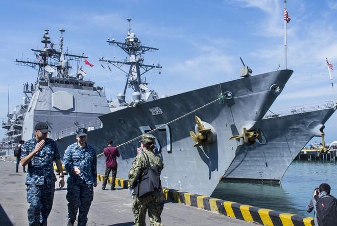 Bông hồng thép - Chỉ huy tuần dương hạm Mỹ ở Đà Nẵng mà Nga đánh giá mạnh nhất TG là ai? - Ảnh 1.