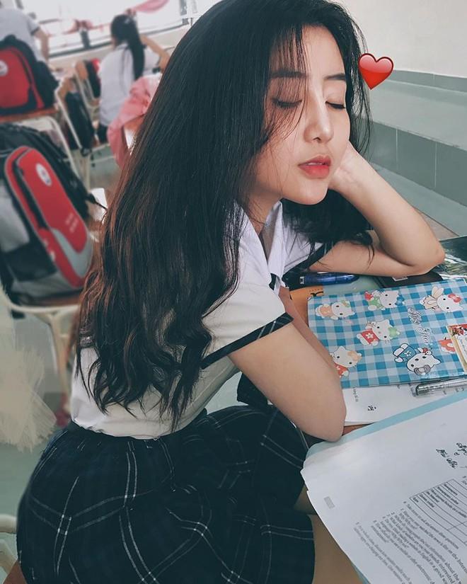 Nữ sinh Sài Gòn lên báo Hàn: Nổi tiếng nên bị săm soi, đặt điều chuyện không hay - Ảnh 2.