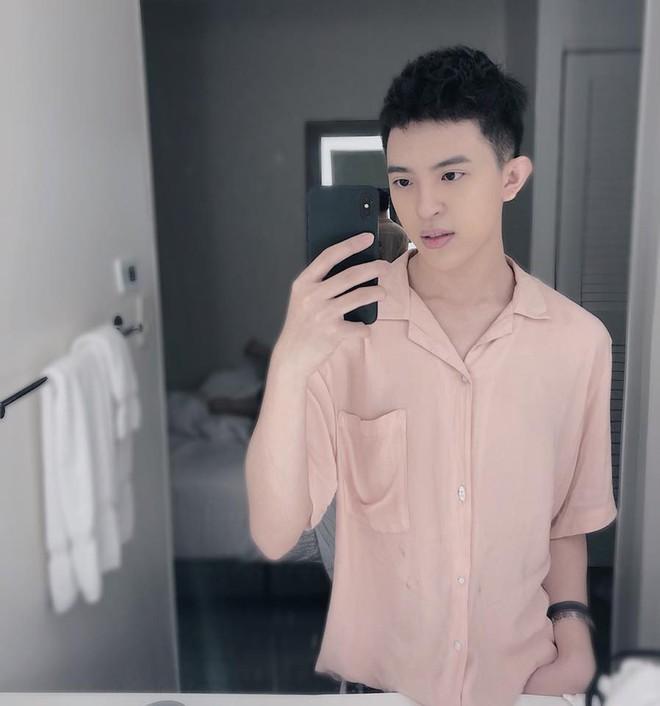 Con trai đồng tính, dung mạo đẹp như sao Hàn của Hoa hậu Thu Hoài - Ảnh 10.
