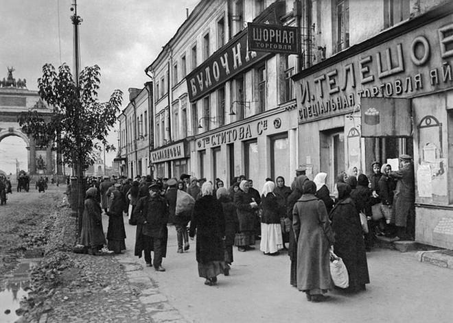 Ảnh: Moscow trong những năm đầu là thủ đô của nước Nga - Ảnh 1.