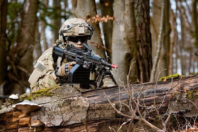 Ảnh: Lính Mỹ huấn luyện sử dụng đa dạng nhiều loại súng - ảnh 4