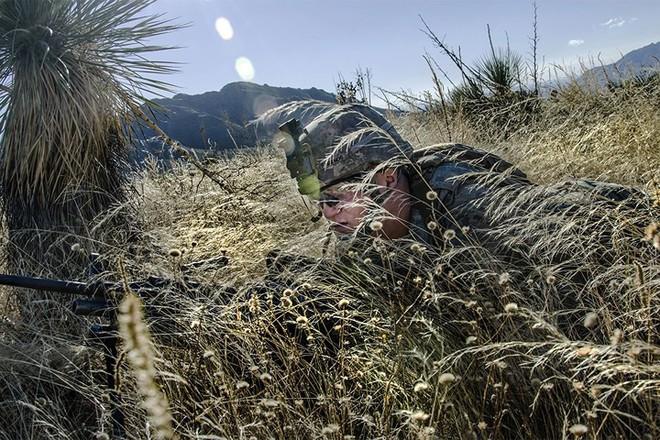 Ảnh: Lính Mỹ huấn luyện sử dụng đa dạng nhiều loại súng - ảnh 7