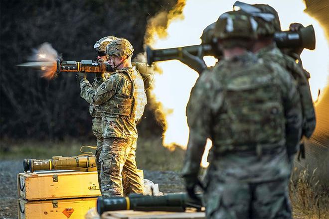 Ảnh: Lính Mỹ huấn luyện sử dụng đa dạng nhiều loại súng - ảnh 11