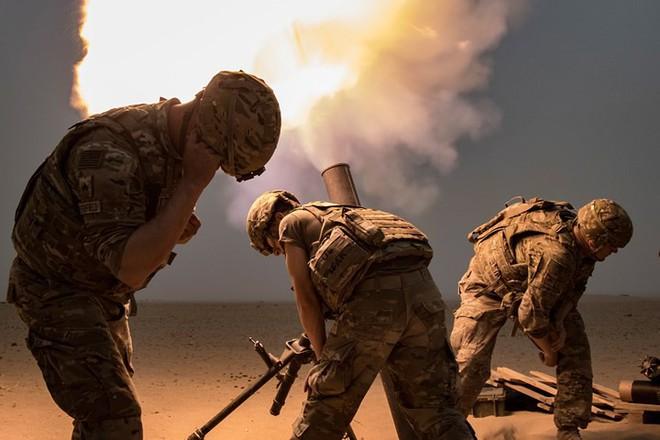 Ảnh: Lính Mỹ huấn luyện sử dụng đa dạng nhiều loại súng - ảnh 12