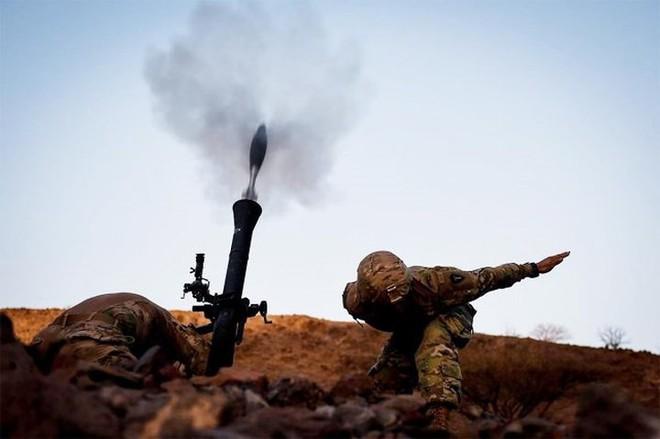 Ảnh: Lính Mỹ huấn luyện sử dụng đa dạng nhiều loại súng - ảnh 13