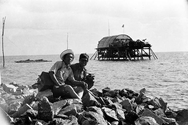 Chiến dịch cứu hộ tàu HQ-614 trên khu vực Thuyền Chài - Trường Sa của Hải quân Liên Xô - Ảnh 3.