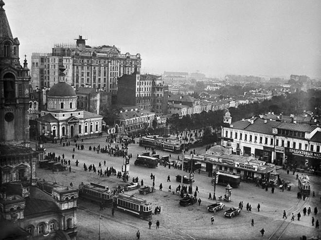 Ảnh: Moscow trong những năm đầu là thủ đô của nước Nga - Ảnh 11.