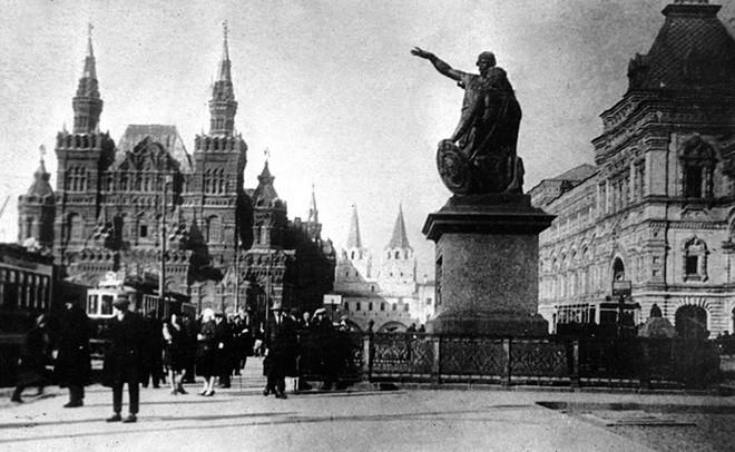 Ảnh: Moscow trong những năm đầu là thủ đô của nước Nga - Ảnh 12.