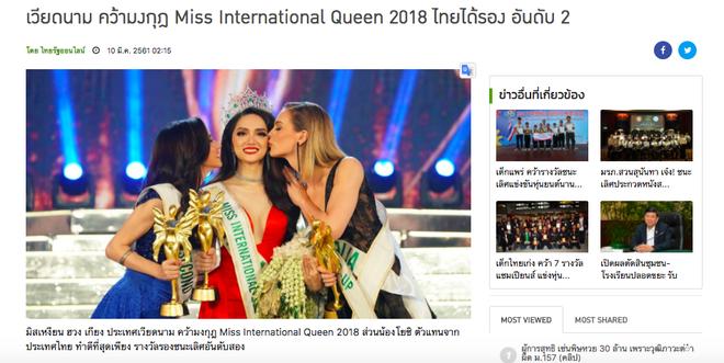 Sau loạt báo Quốc tế, Tân Hoa hậu Hương Giang tiếp tục xuất hiện nổi bật trên báo Đài Loan - Ảnh 3.