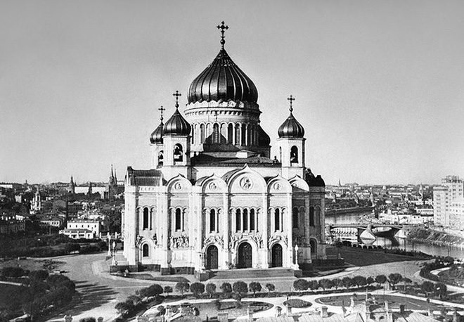 Ảnh: Moscow trong những năm đầu là thủ đô của nước Nga - Ảnh 4.