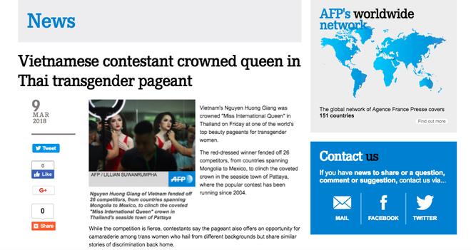 Sau loạt báo Quốc tế, Tân Hoa hậu Hương Giang tiếp tục xuất hiện nổi bật trên báo Đài Loan - Ảnh 4.