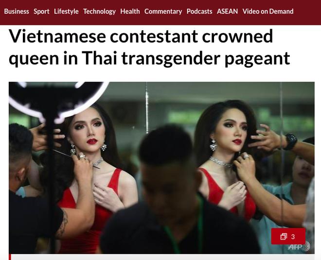 Sau loạt báo Quốc tế, Tân Hoa hậu Hương Giang tiếp tục xuất hiện nổi bật trên báo Đài Loan - Ảnh 6.