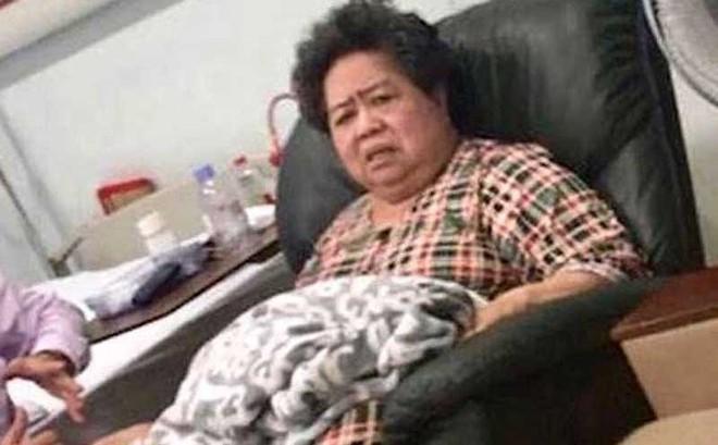Bộ Công an không thể hỏi cung bà Hứa Thị Phấn
