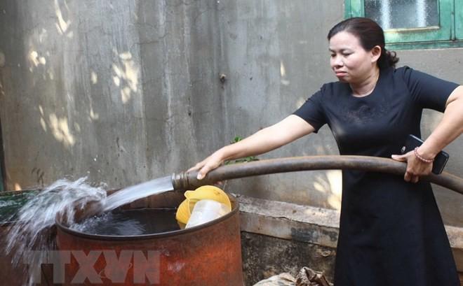 Đắk Lắk: Nước giếng của nhà dân bỗng dưng nóng lên bất thường