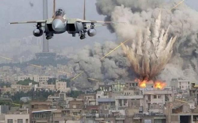 Giải mã vụ Mỹ ra đòn sát hại hàng trăm lính Nga trên chiến trường Syria