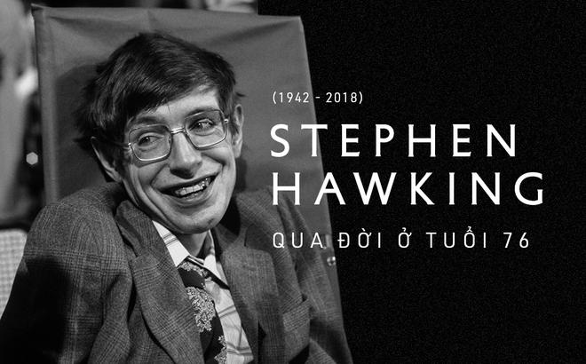 """""""Mong giáo sư Stephen Hawking tiếp tục bay như siêu nhân..."""""""
