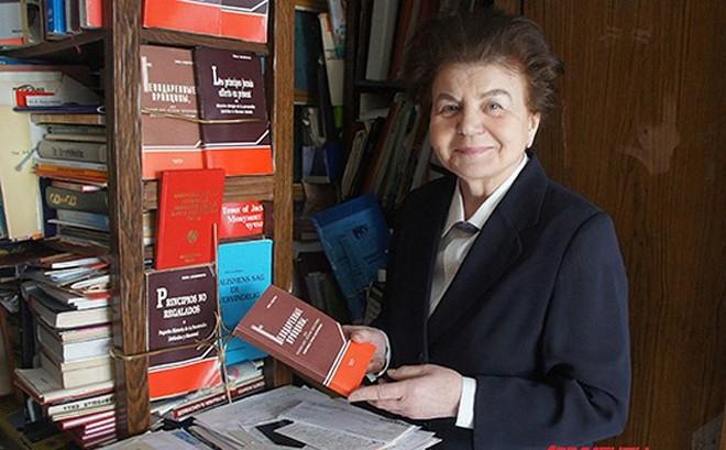 Người phụ nữ khiến cả Liên Xô