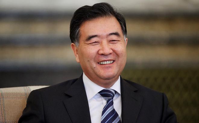 Ông Uông Dương trở thành Chủ tịch Chính hiệp Trung Quốc khóa mới