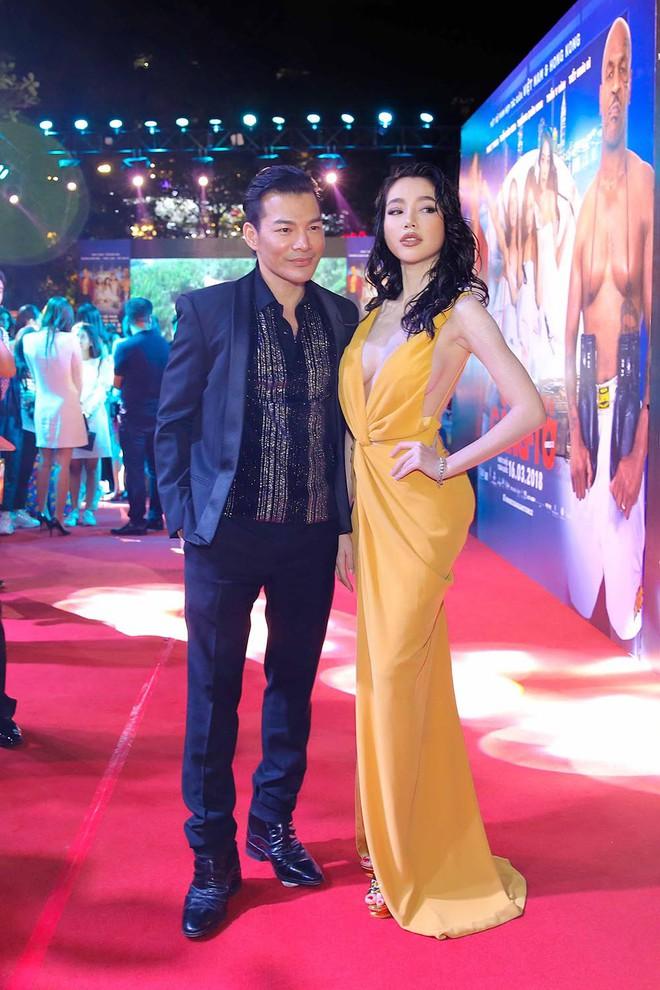 Trần Bảo Sơn bất ngờ vì sự xuất hiện của Trương Ngọc Ánh và con gái - ảnh 8